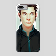 Yuuri K. - Phone Case by Viktoria Voronko