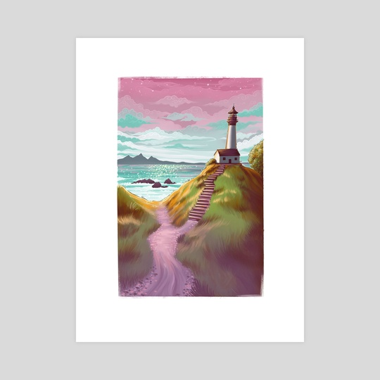 Lighthouse by Georgia Collins