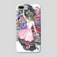 Everything - Phone Case by Babett Tóth