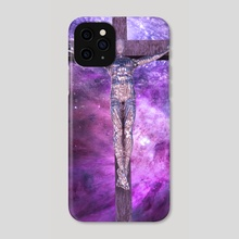 Electric God - Phone Case by Bruce Rolff