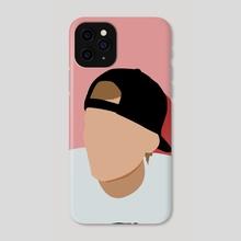 Avicii phone Case - Phone Case by Ranjeet Jagtap