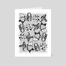 707 - Art Card by Maddalena Padovani