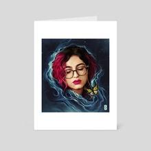 Anita - Art Card by Rodney  Amirebrahimi