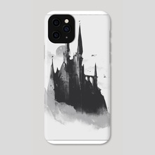 Castle - Phone Case by Reza Afshar