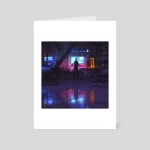 0108 - Art Card by Yakovlev Art
