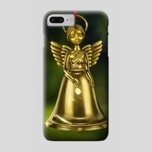 Angel Bell - Phone Case by Eda Herz