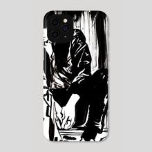 J-Hope Fake Love - Phone Case by Meghan W