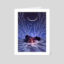 Solstice - Art Card by Aspen Eyes
