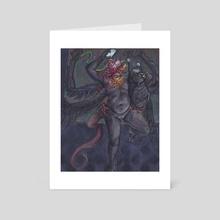 Castle - Art Card by Apocryphabulous NAB