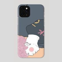 j m - Phone Case by dyo