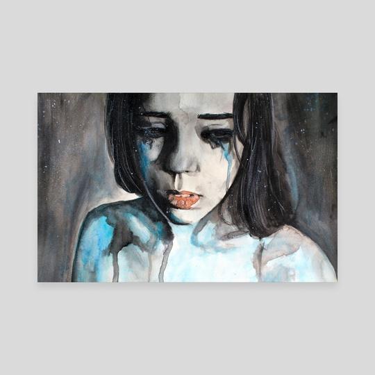 I Cried The Sky by Marie Raine