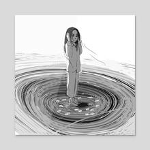 Overload - Acrylic by MoonLight Hel