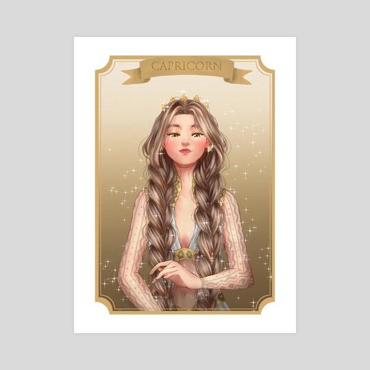Capricorn by Lewe Obispo