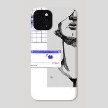 sent[to]mental_value - Phone Case by PAIPO