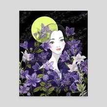 Autumn Equinox - Canvas by Akiko Fukuda