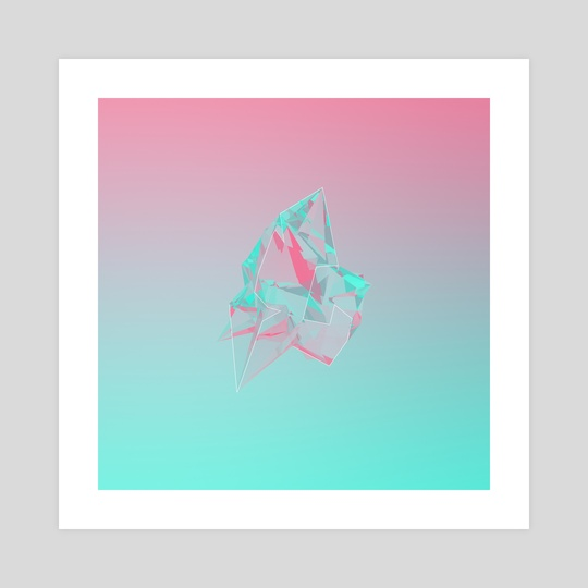 Crystals No.1 by Nicholas Rivas