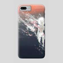 angel - Phone Case by Andrei Riabovitchev