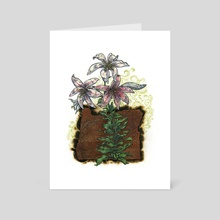 Succession - Art Card by Emily Poole