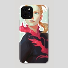 Fairy - Phone Case by Viktoria Voronko