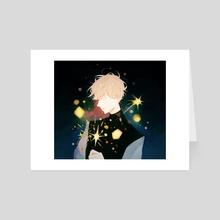 stardust. - Art Card by vi