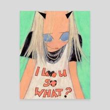 new dress - Canvas by Masha Kasha