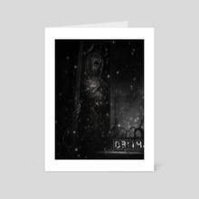 314 - Art Card by Xavier Ribeiro