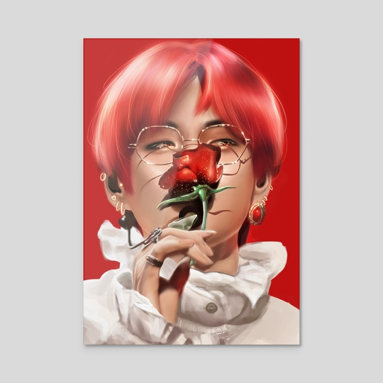 red tae by meow sugaaa