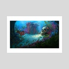 Beneath the Waves - Art Print by Gavin O'Donnell