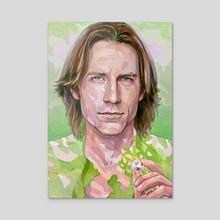 Matt Mercer - Acrylic by Ciaran Murphy