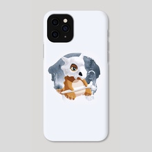 Cubone - Phone Case by Mashz