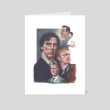 Sherlocked - Art Card by Jonathan Harris
