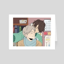 Take 1 - Art Card by Paltita Hamster