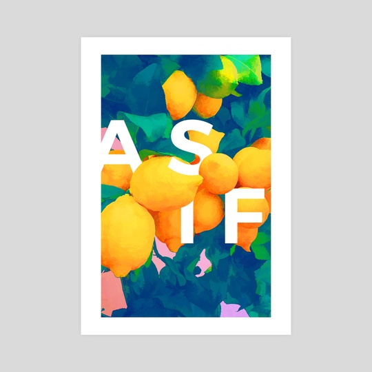 As If by 83 Oranges