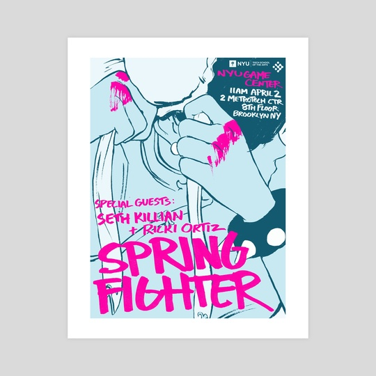 Spring Fighter 2016 by rvsa