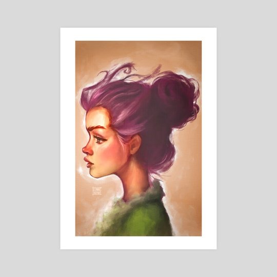 Violet by Leanne Huynh