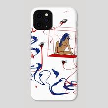 ENVY. - Phone Case by Mahima Chaudhury