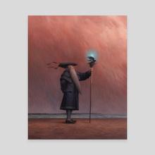 Beacon - Canvas by Ryan Pancoast