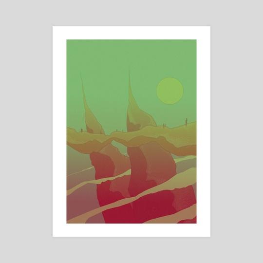 The Sun Too Slow by Martin Millar