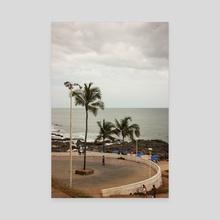 Farol da Barra 4 - Canvas by Jennyfer Berté