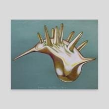 Bunsen - Canvas by federico cortese