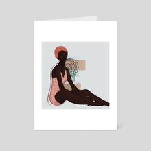 Amaka 2 - Art Card by chisom onyishi