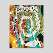 Enlightenment - Canvas by Dorian Legret