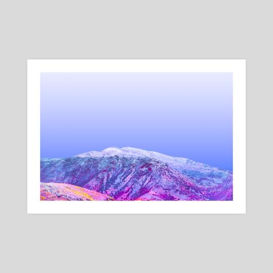 Magic Mountain by Alex Tonetti