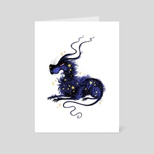 Starry Gelert - Art Card by Holly L