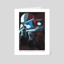 Star Wars Republic Commando - Art Card by Linelust