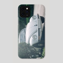 Volkswagen Beetle - Phone Case by Anton Popov