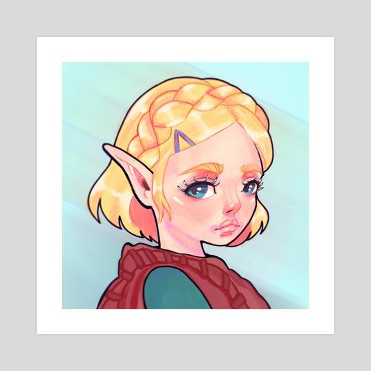 Zelda by Tatiana Machado