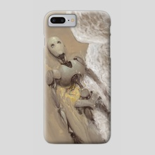 TRANSITIONS - Phone Case by Burton Gray