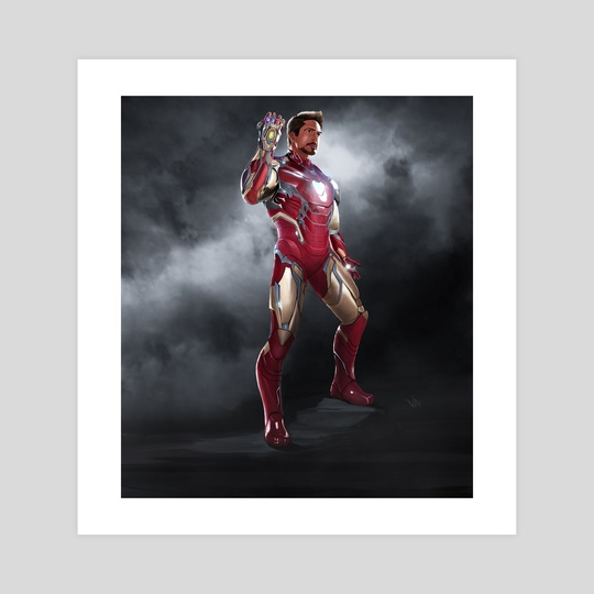 I am Ironman by Azmat Munshi