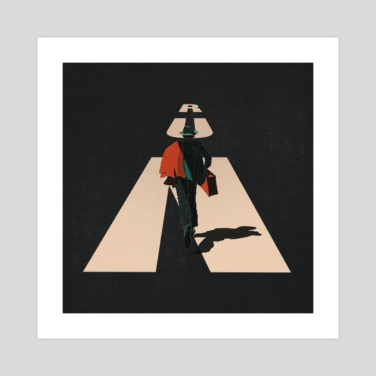 RUN by Nanka Baghaturia